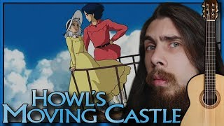 Howl's Moving Castle - Ending Theme (Classical Guitar Cover)