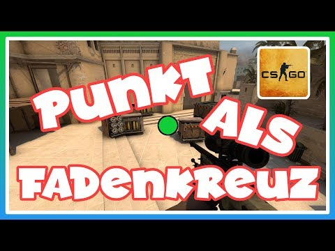[Tutorial] Punkt als Fadenkreuz in CS:GO thumbnail
