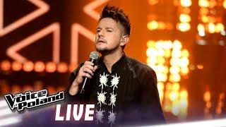 """Piotr Szewczyk  - """"Nigdy więcej"""" - Live - The Voice of Poland 10"""