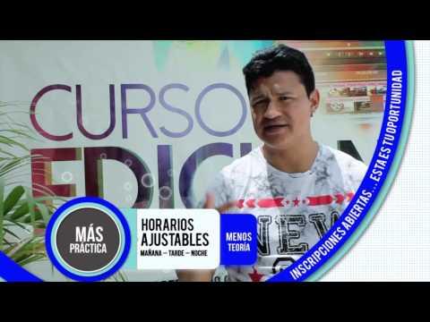 Markitos Guamán en CUENCA ECUADOR http://academiabarterrubio.com/cursos-online/