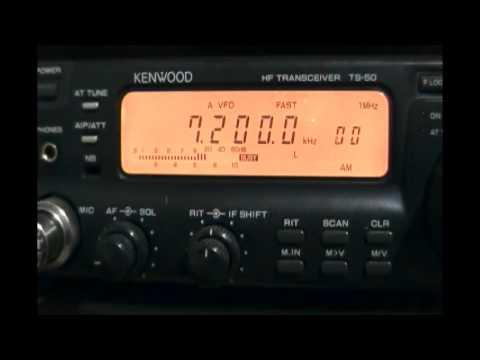 Radio Omdurman, Sudan - 7200 kHz