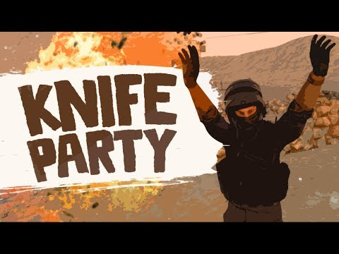 KNIFE PARTY - Onward VR (Virtual Reality FPS)