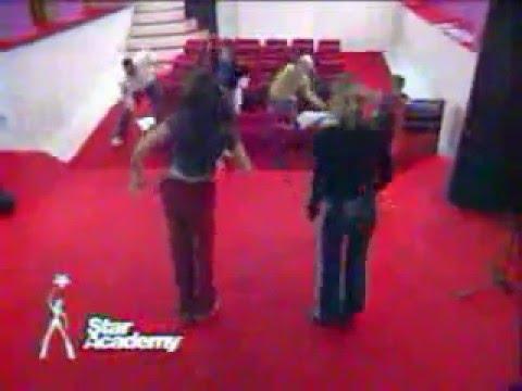 Star Academy 2 (2002) clash Georges Alain Raphaelle Ricci