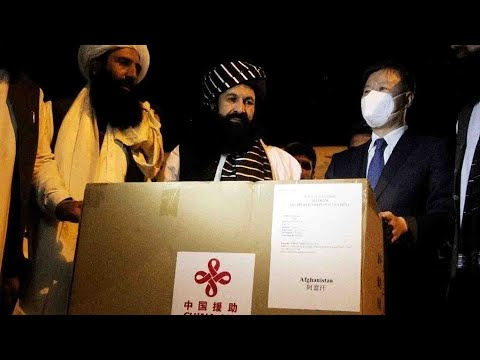 Afghanistan receives first batch of humanitarian aid from China