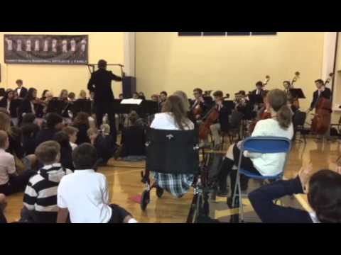 Regents School of Austin Orchestra