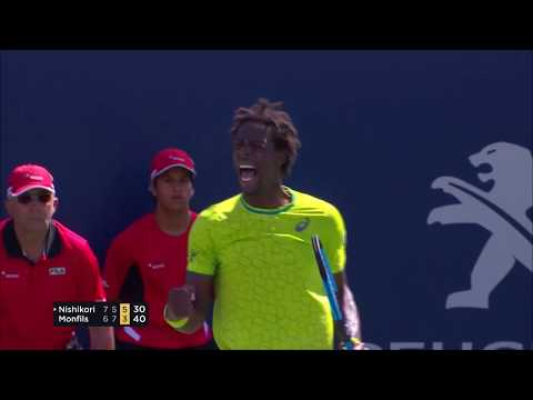 Wednesday highlights at 2017 Rogers Cup in Montreal
