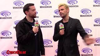 WonderCon 2018: Matt Ryan discusses his return as Constantine in City of Demons