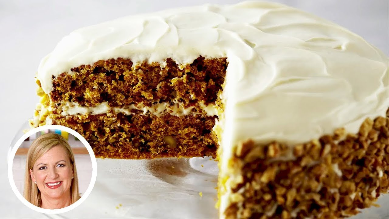 Best carrot cake frosting recipe without cream cheese