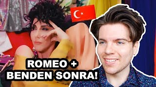 FIRST REACTION TO HANDE YENER - ROMEO & BENDEN SONRA