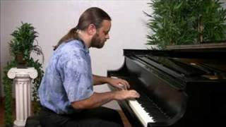 Bach: Invention 7 in E minor (older version) | Cory Hall, pianist-composer
