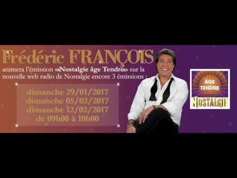 Frédéric François - Nostalgie âge Tendre - N2