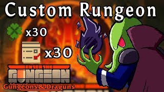 The luckiest luck rungeon in all the rungeon gungeons. Subscribe! h...