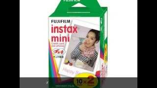 Fujifilm Instax Mini Twin Pack 20pcs Instant Film
