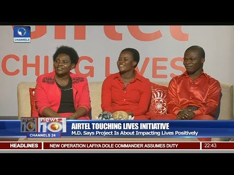 Airtel 'Touching Lives' Initiative Impacting Lives