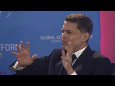 2017 Global Action Summit Fareed Zakaria Interview with Bruce Katz