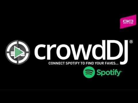 Crowd DJ Meets GO Health Clubs Carindale