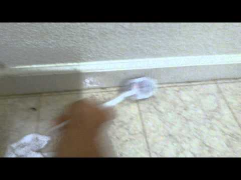 How to clean the baseboards Serrano's Cleaning