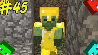 🔹 СПАУНЕР ЗОМБИ нашел в майнкрафт. #45 Выживание нуба Minecraft