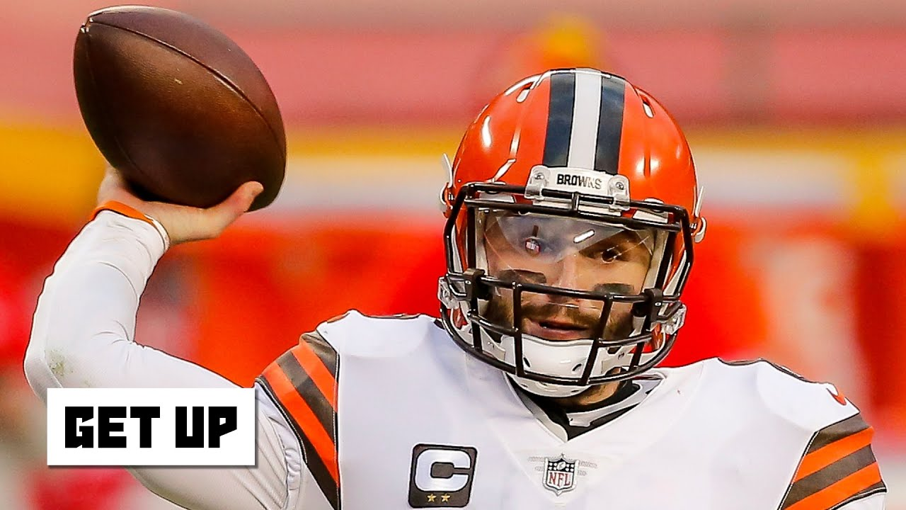 Can Baker Mayfield become an elite QB for the Browns this season? | Get Up