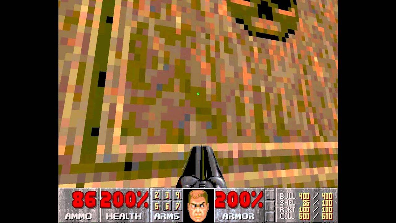Doom 2 Walkthrough Level 28 - The Spirit World