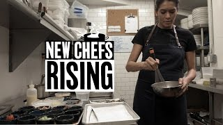 How to Perfectly Fry Soft Shell Crabs with Daniela Soto-Innes of Cosme