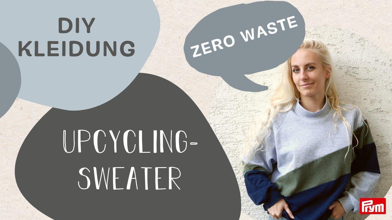 Download Sweater Upcycling mit@How to slay Omas Kleiderschrank x Prym #DIYSweaterChallenge
