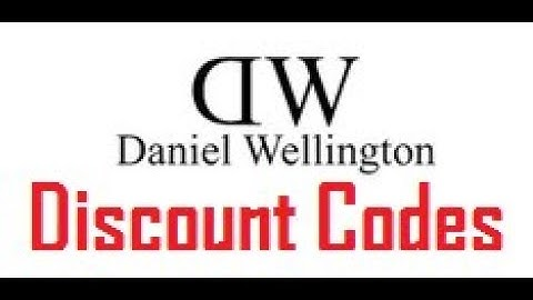 Updated July 2019 - 55% Off Daniel Wellington Discount Coupon Promo Codes