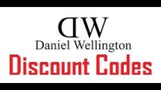 Updated December 2018 - 55% Off Daniel Wellington Discount Coupon Promo Codes