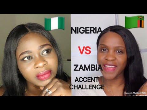 AFRICA ACCENT CHALLENGE/ NIGERIA VS ZAMBIA