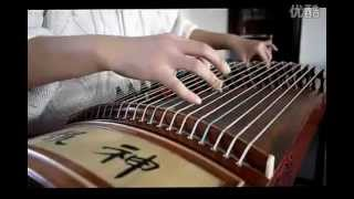 A Chinese Ghost Story---Chinese Guzheng(倩女幽魂 古筝版)