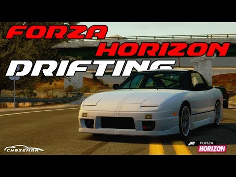 Forza Horizon | Drifting FH1! Where It All Started...