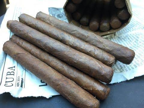 Cuban Cigars in Vinales, Cuba