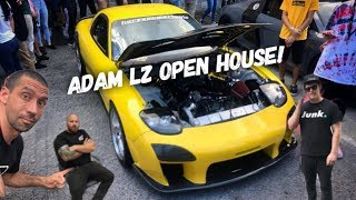 ADAM LZ OPEN HOUSE!! 2019