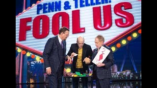 Jandro on Penn & Teller FOOL US : FASTEST FOOLER IN HISTORY