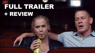 Trainwreck Official Trailer + Trailer Review - Amy Schumer 2015 : Beyond The Trailer