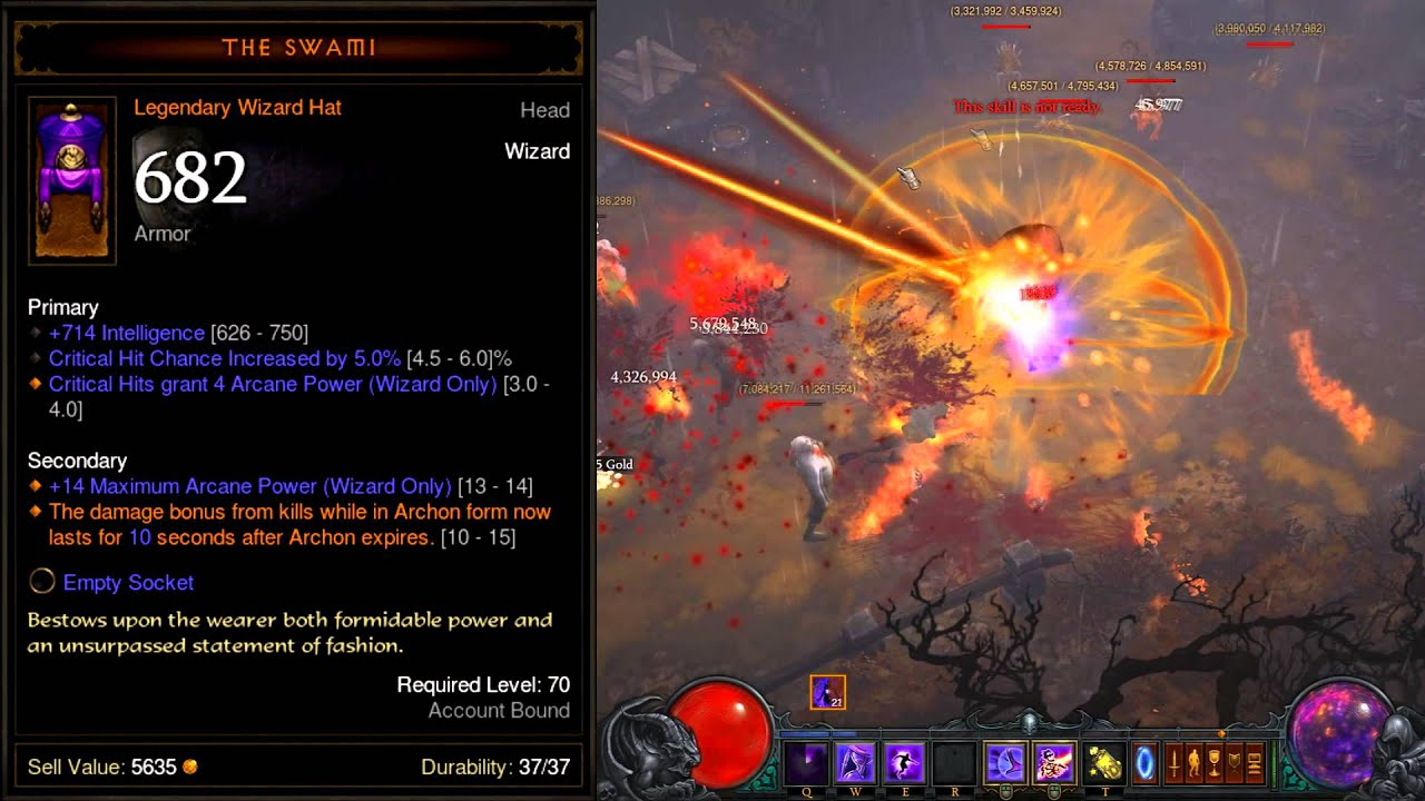diablo 3 how to get more damage on balance