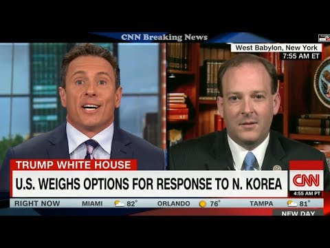 CNN Chris Cuomo Interview with Rep. Lee Zeldin on Donald ...