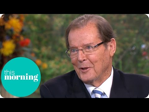 Sir Roger Moore On Bond, The Saint And Friendship With Frank Sinatra  This Morning