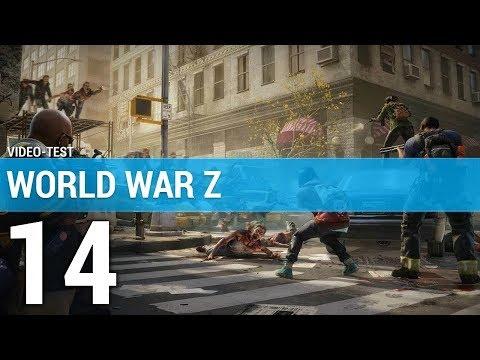 WORLD WAR Z : Le grand retour des Zombies ?   TEST