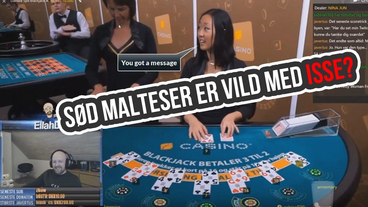 blackjack spil