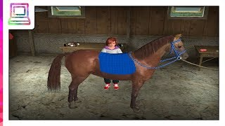 Time To Ride Saddles And Stables (part 3) (Horse Game)