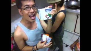 Krong Krang Balls In Coconut Milk