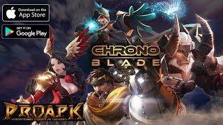 ChronoBlade Gameplay Android / iOS