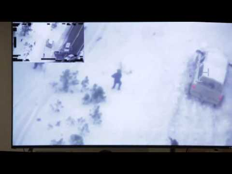 Videos show LaVoy Finicum shooting was justified, say authorities