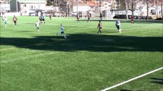 IFK P 02 - BP 02:2 inledningen på matchen 14.3.2015
