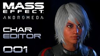 MASS EFFECT ANDROMEDA [Charakter Erstellung] [01] [Deutsch German] thumbnail