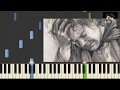 It's Hard To Say Goodbye ( Michael Ortega) Synthesia Version