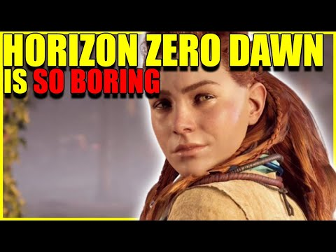 What 'Horizon Zero Dawn' Needs To Learn From 'Dark Souls' And 'Far Cry'