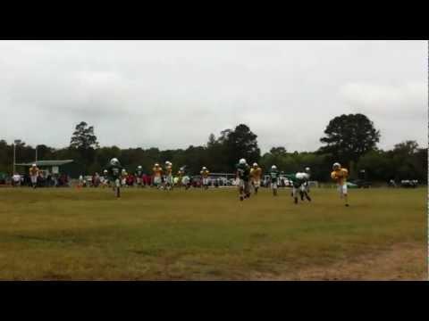 D Dorsey at running back
