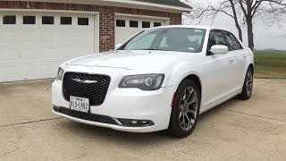 2018 Chrysler 300S Review